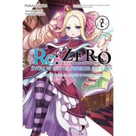 Re: Zero - Księga 2 Tom 2