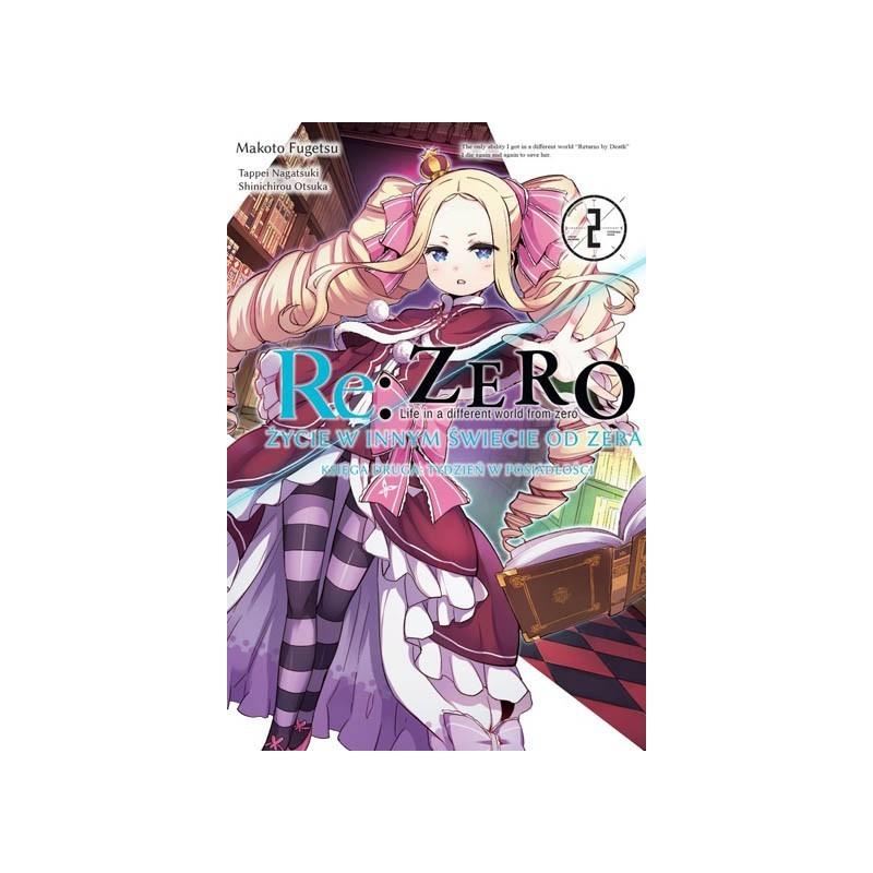 Re: Zero - Księga 2 Tom 2