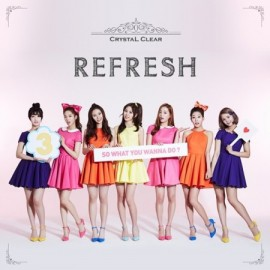 CLC – REFRESH (3RD MINI ALBUM)