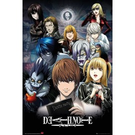 Duży plakat - Death Note v2