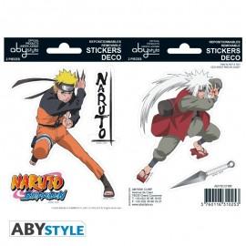 Naklejki - Naruto , Jiraiya