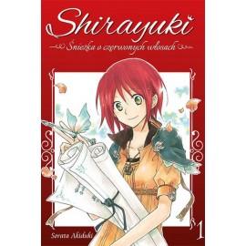 Shirayuki. Śnieżka o czerwonych włosach. - Tom 1
