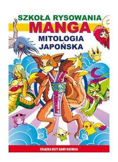 Szkoła rysowania. Manga. itologia japońska