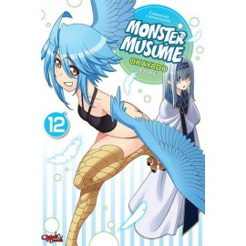 Monster Musume - tom 11