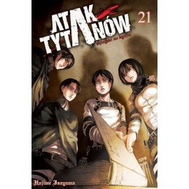 Manga - Attack on Titan tom 20