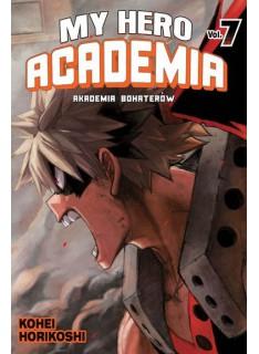 Manga - Boku no Hero Academia tom 6