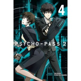 Psycho-Pass 2 Tom 3