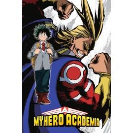 Duży plakat - Boku no Hero Academia v2