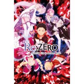Duży plakat - Re:Zero