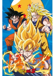 Duży plakat - Dragon Ball