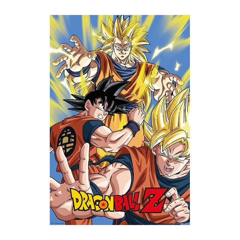 Duży plakat - Dragon Ball v2
