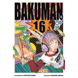 Bakuman - tom 16