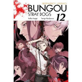 Manga - Bungou Stray Dogs tom 11