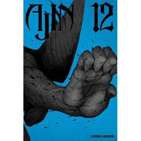 Manga Ajin tom 12