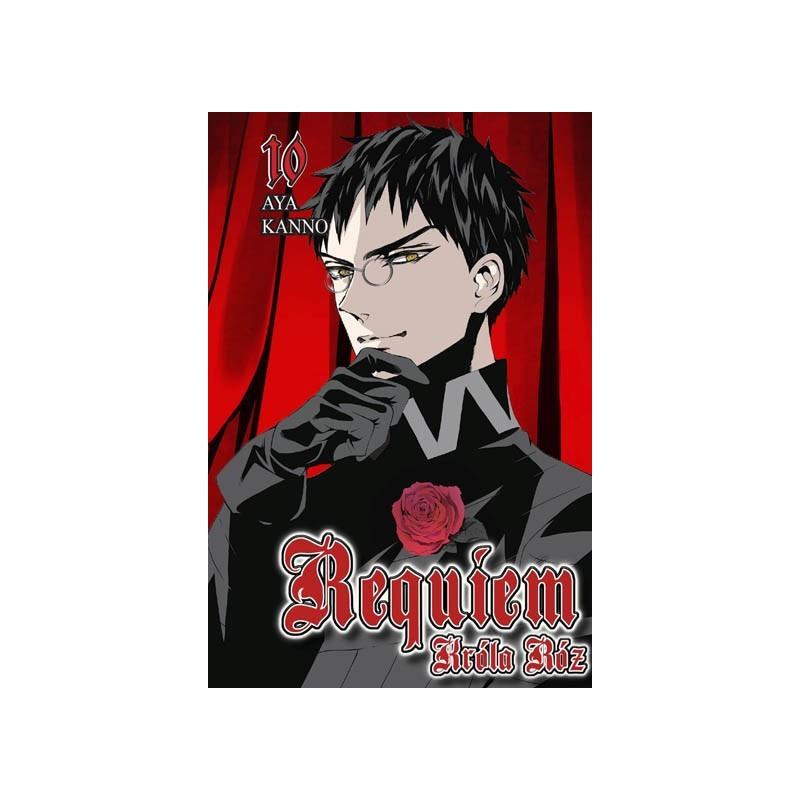 Requiem Króla Róż - tom 10