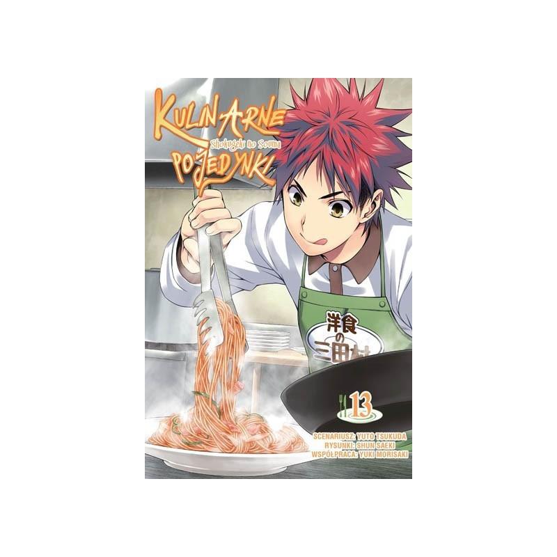 Kulinarne pojedynki - tom 13