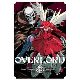 Overlord (manga) - Tom 4
