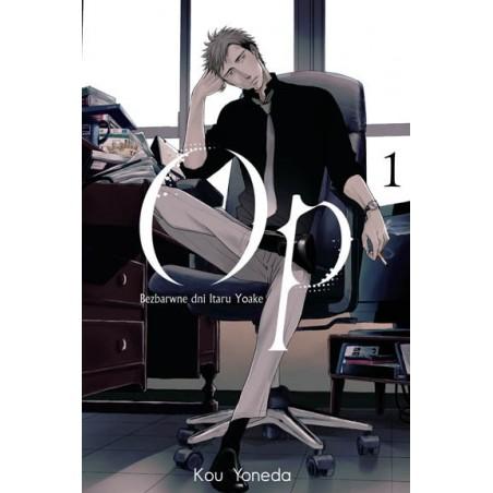 Op: Bezbarwne dni Itaru Yoake - Tom 1