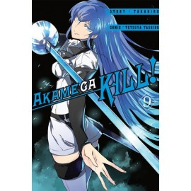 Manga - Akame ga Kill! tom 9