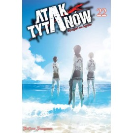 Manga - Attack on Titan tom 21