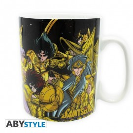 SAINT SEIYA - kubek 460ml
