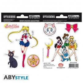 Naklejki - Sailor Moon