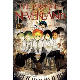 The Promised Neverland - Tom 6