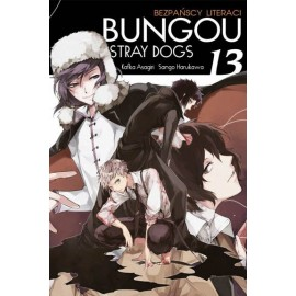Manga - Bungou Stray Dogs tom 12