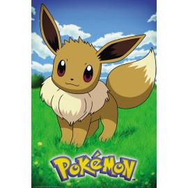Duży plakat - Pokemon v6