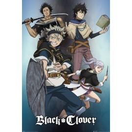 Duży plakat - Black Clover