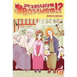Manga - Jak zostałam Bóstwem tom 16