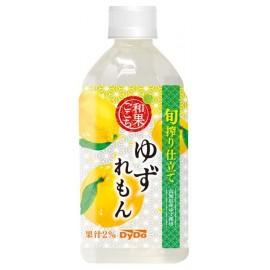 Japoński napój o smaku Yuzu - 500ml
