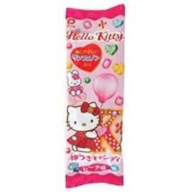 Lizak - Hello Kitty - Brzoskwinia