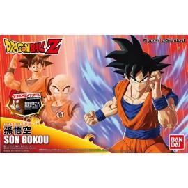 Figurka - Goku do składania