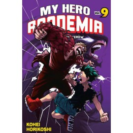 Manga - Boku no Hero Academia tom 8