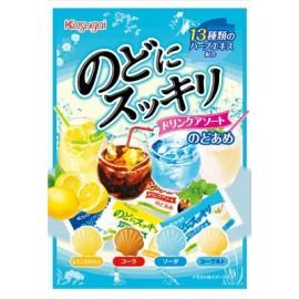 Cukierki Japońskie - cztery smaki (edycja: napoje)