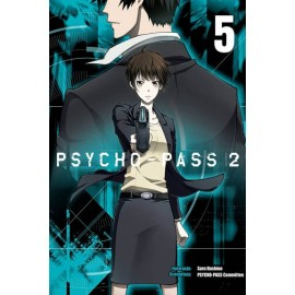 Psycho-Pass 2 Tom 4