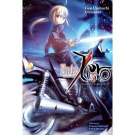 Fate/Zero (LN) -Tom 4