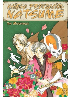 Księga Przyjaciół Natsume - Tom 2