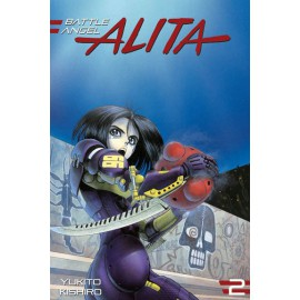 Battle Angel Alita - Tom 1