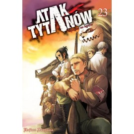 Manga - Attack on Titan tom 22