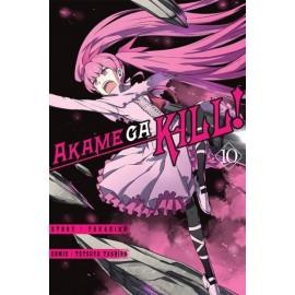 Manga - Akame ga Kill! tom 9