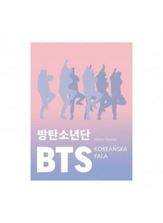 Książka -  BTS. Koreańska fala (Ikony K-popu)