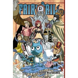 Manga - Fairy Tail tom 20