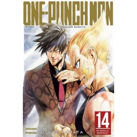 Manga - One Punch Man tom 13