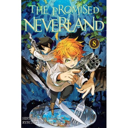 The Promised Neverland - Tom 8