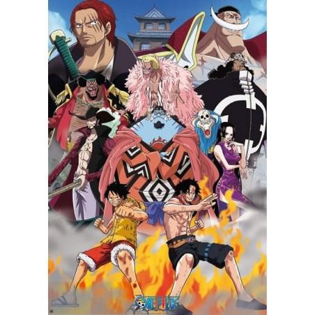 Ogromny plakat - One Piece