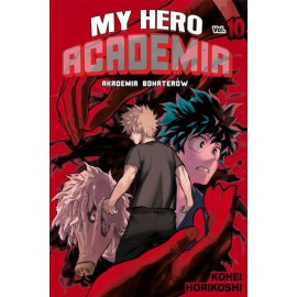 Manga - Boku no Hero Academia tom 9