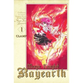Magic Knight Rayearth - Tom 1