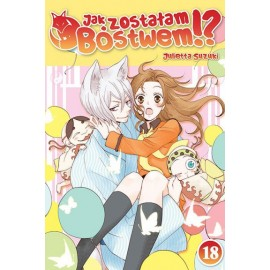 Manga - Jak zostałam Bóstwem tom 17